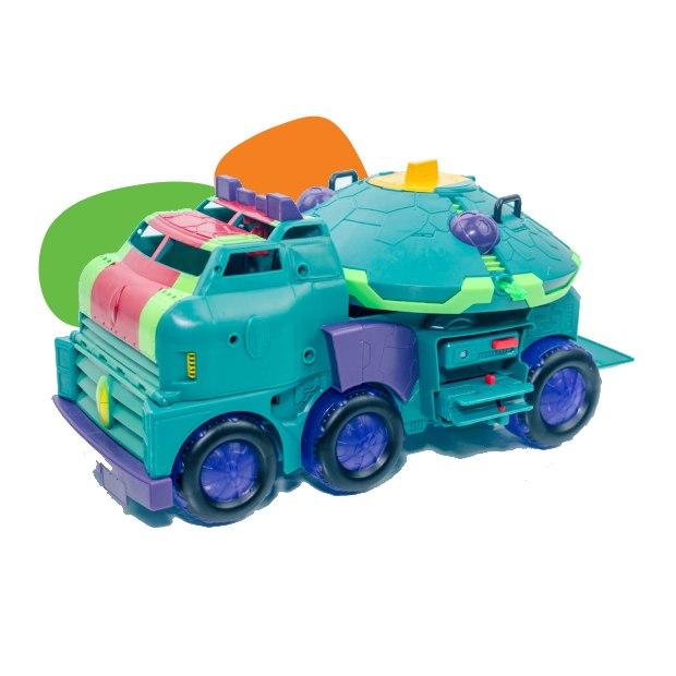 Jazwares Ninja Turtles Nindža Kornjače borbeno vozilo