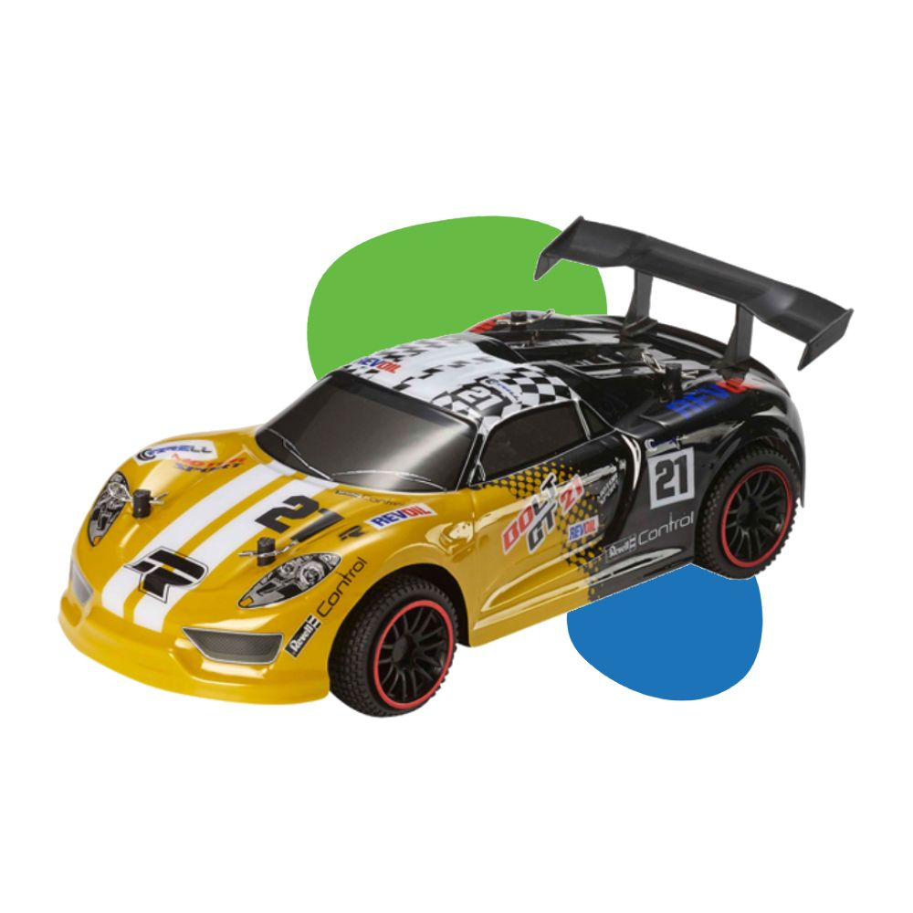 Revell Car Bolt GT21 RC control 1:18