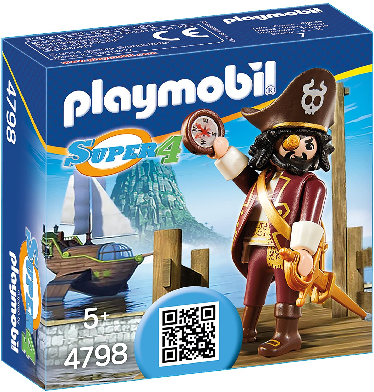 Playmobil 4798 Gusar iz Super 4 linije proizvoda