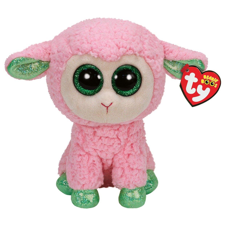 Carletto mekana ružičasta plišana ovca 24cm