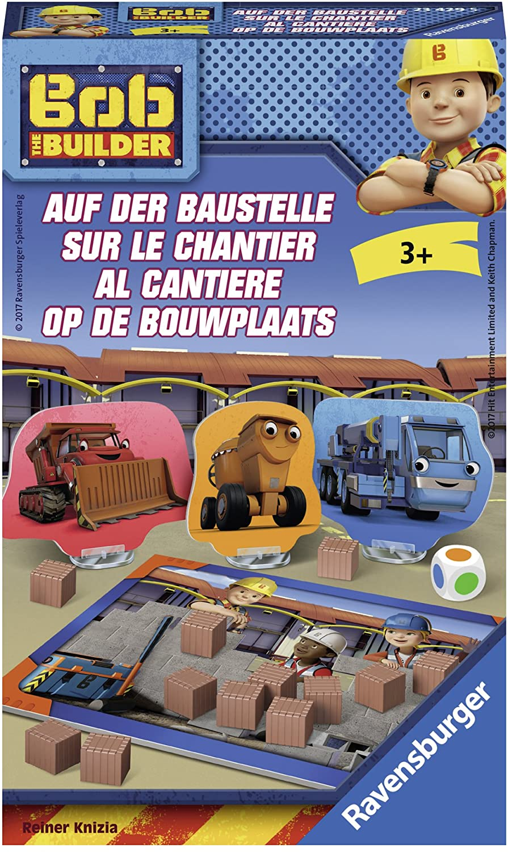 Revensburger Bob Graditelj društvena igra na gradilištu