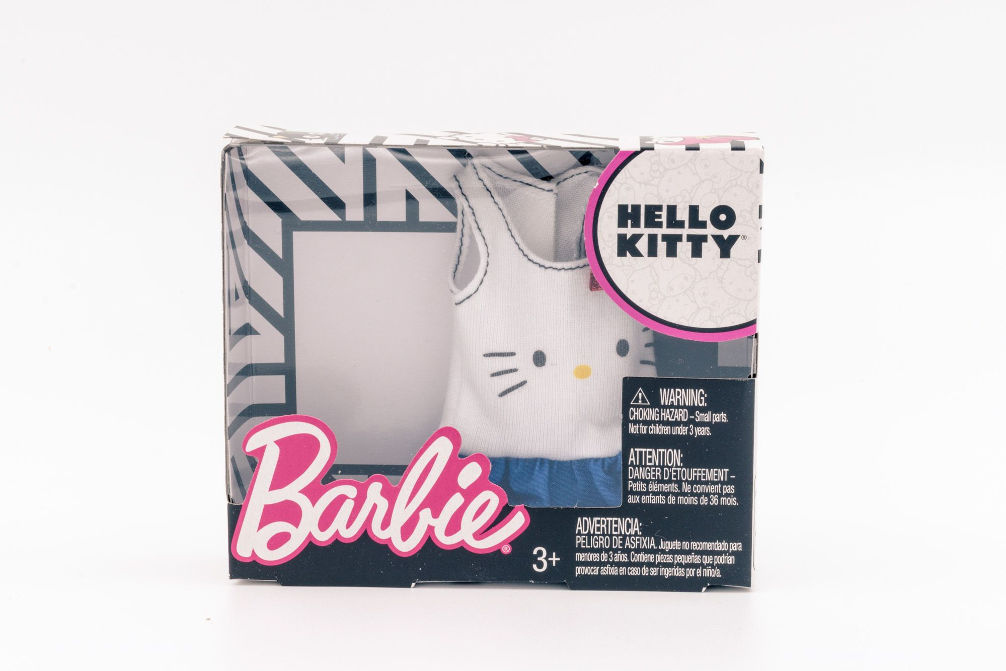 Mattel Barbie Hello Kitty modni dodatak haljina