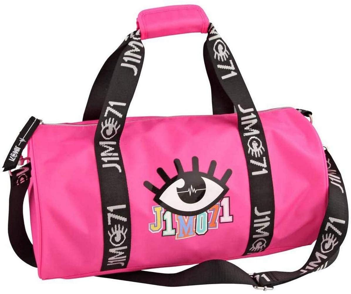 Depesche Lisa I Lena sportska torba tamno roze