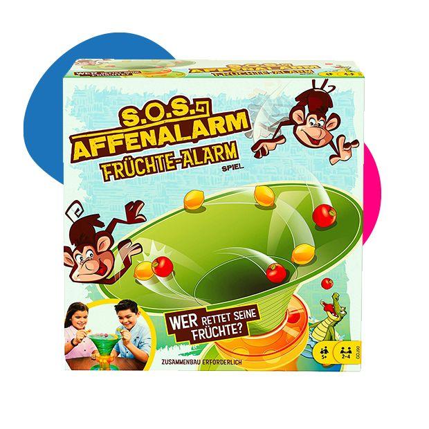 Mattel S.O.S. Majmunski alarm Voćni alarm