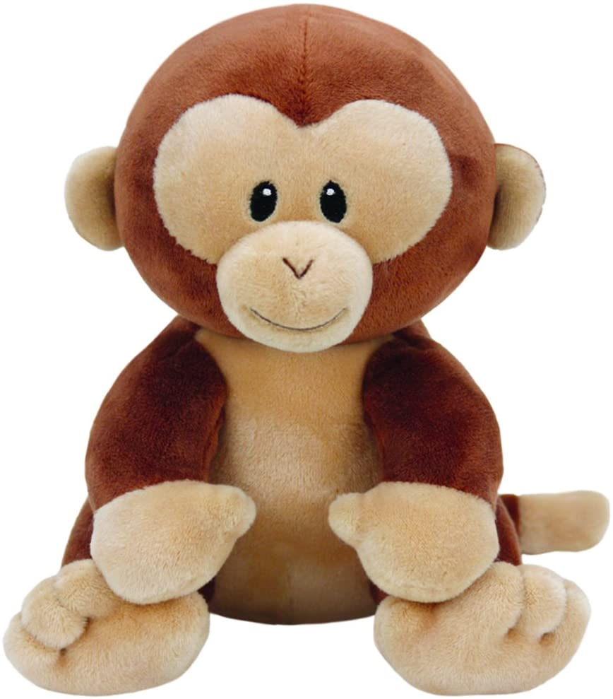 Carletto plišani majmun Banana 24cm