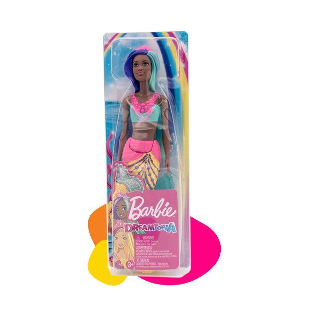 Barbie Dreamtopia morska sirena