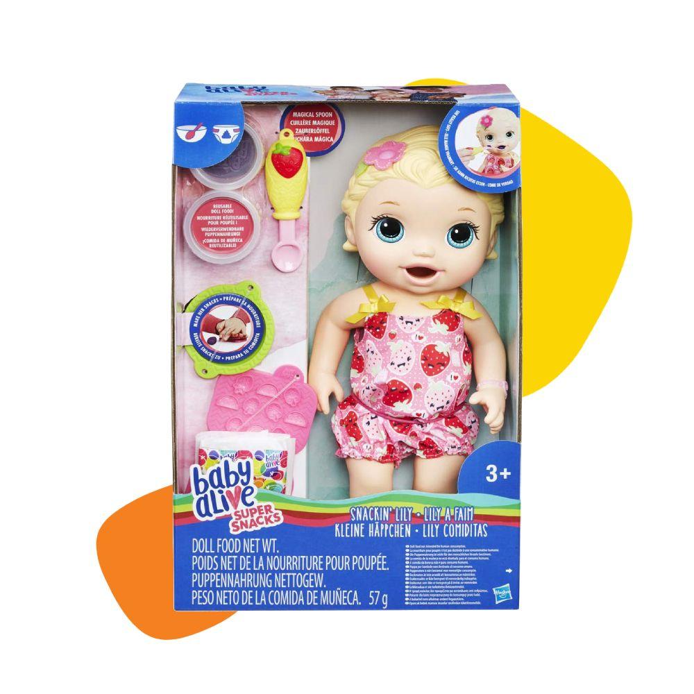 Hasbro lutka za hranjenje Baby Alive