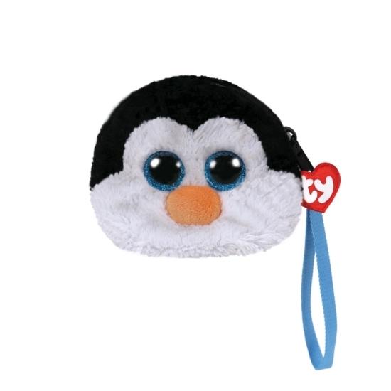 Carletto plišani novčanik pingvin