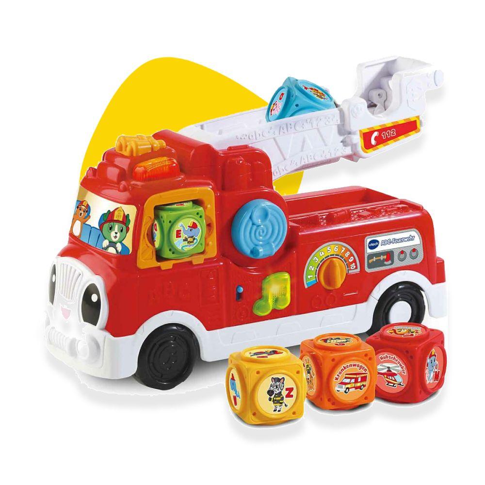 VTech vatrogasni kamion sa raznim dodacima