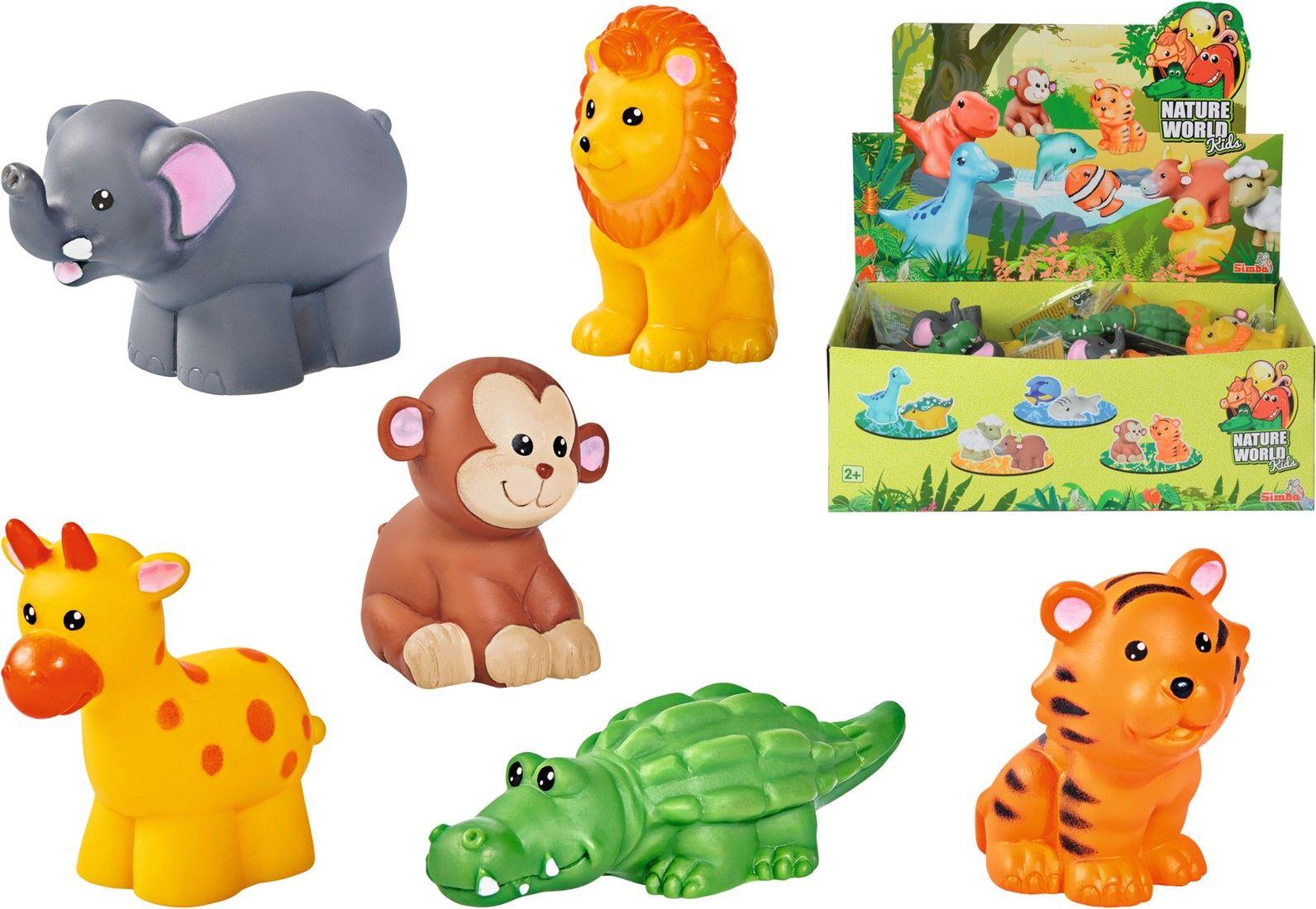 Simba mini divlja gumena životinja