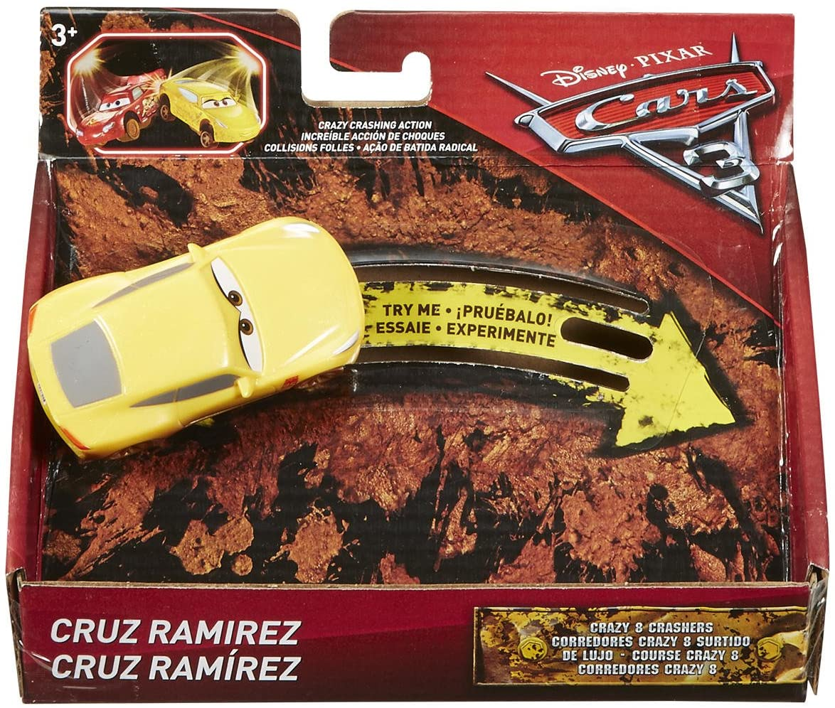 Cars 3 Bumper Basher Cruz Ramirez