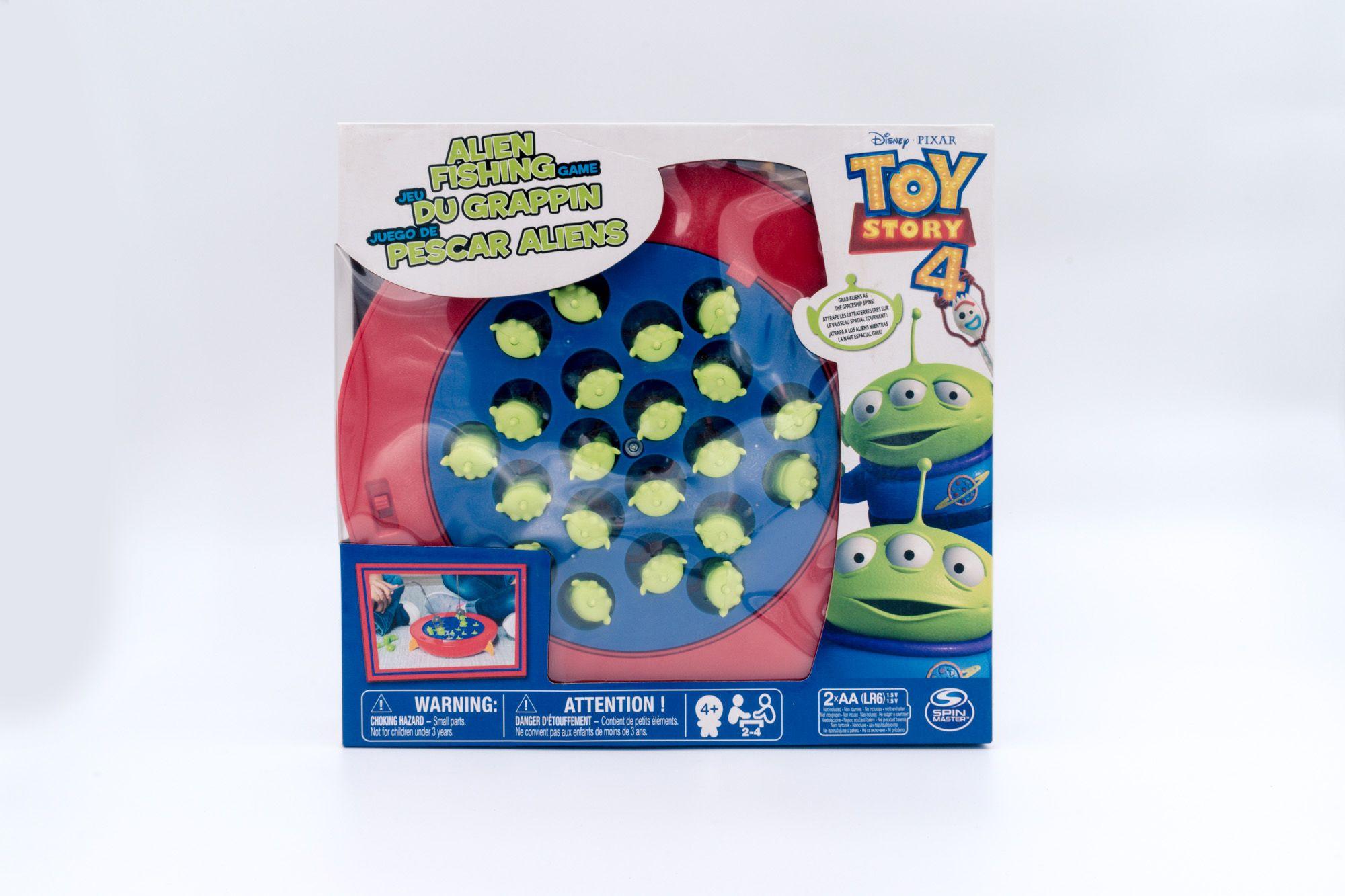 Toy Story 4 ribolovna igra vanzemaljac