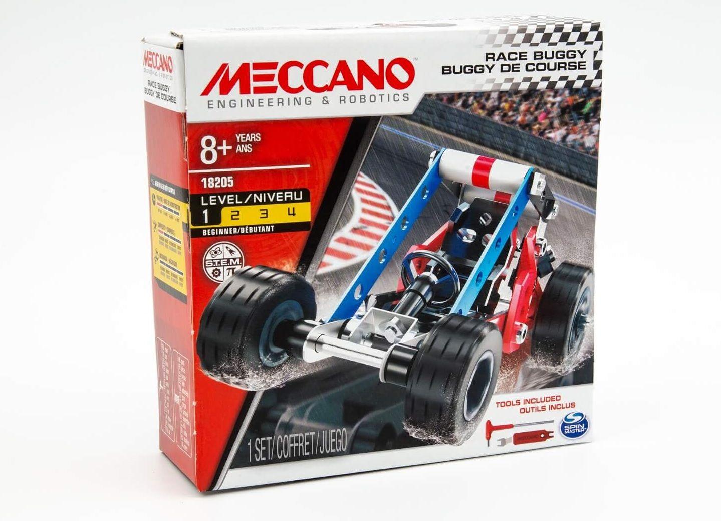 Meccano trkački auto Race Buggy