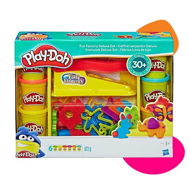 Hasbro Play Doh Deluxe set sa modlama i plastelinom