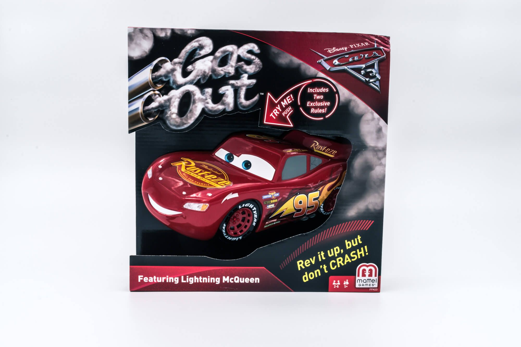 Cars 3  Gas Out
