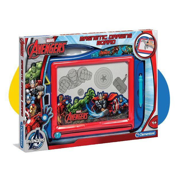 Clementoni Avengers magična tabla za crtanje Marvel