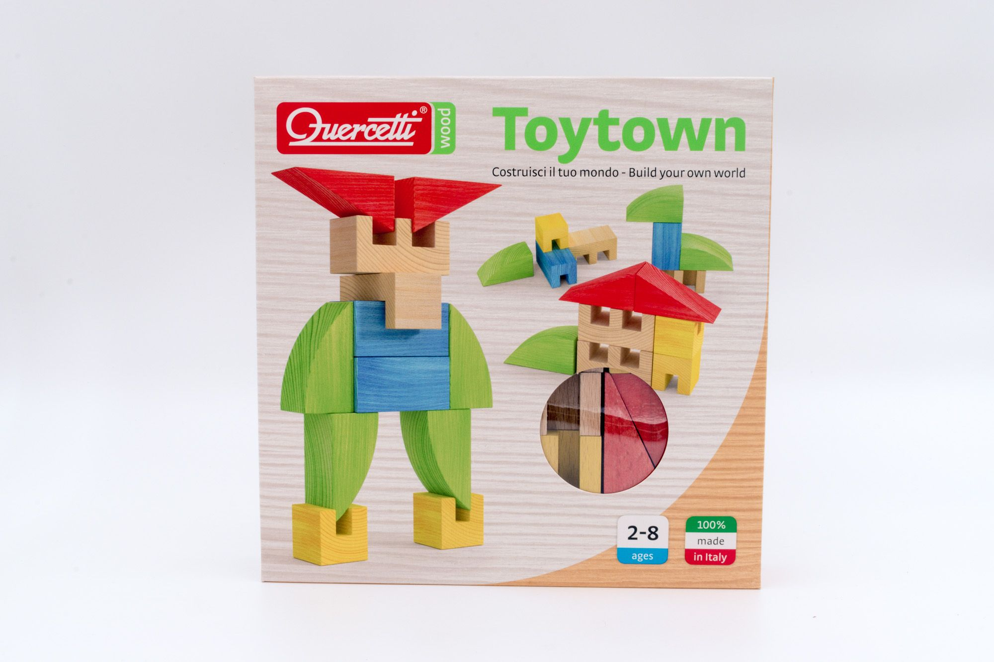 Drveni blokovi Toytown