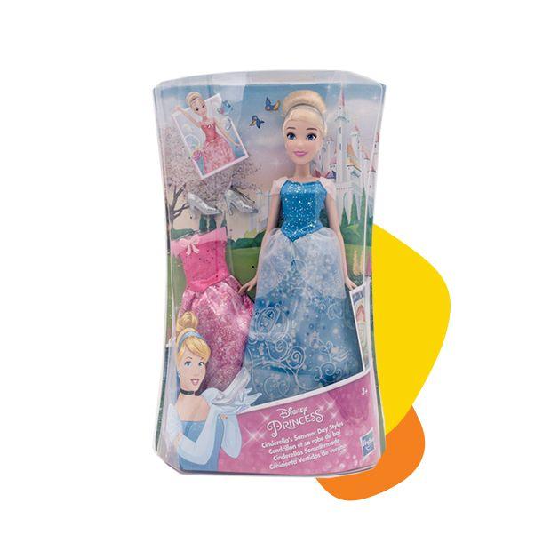 Hasbro Disney lutka Princeza Pepeljuga sa dodacima