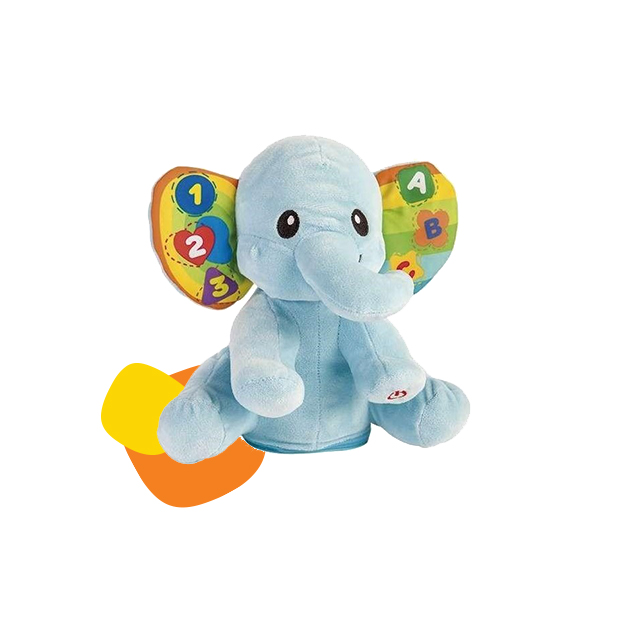 Plišani slon sa zvukom
