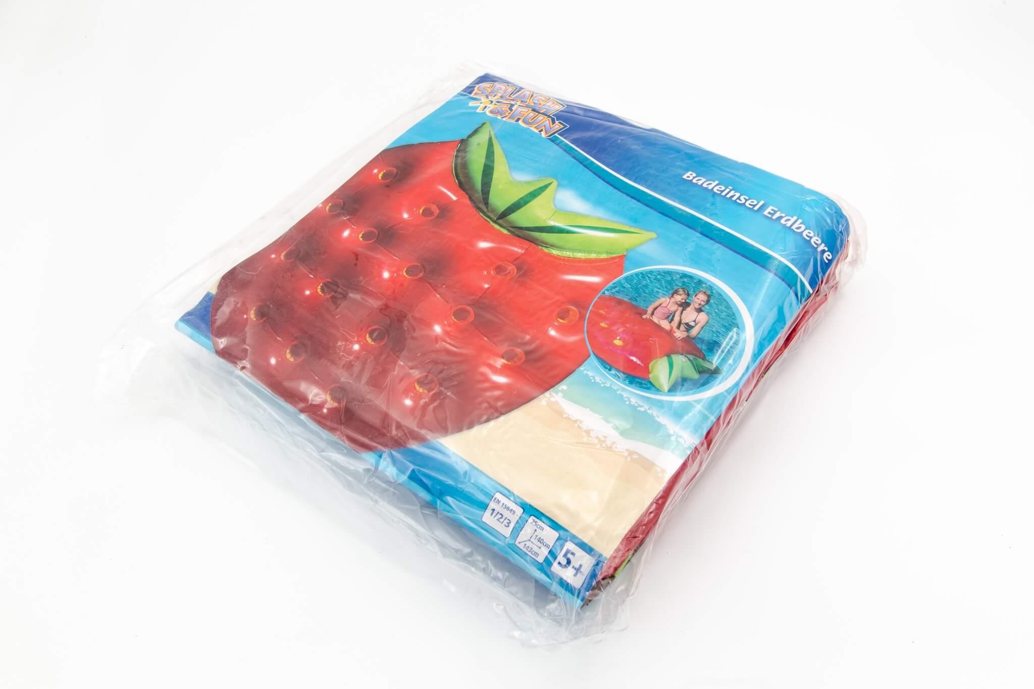 Dušek za kupanje jagoda