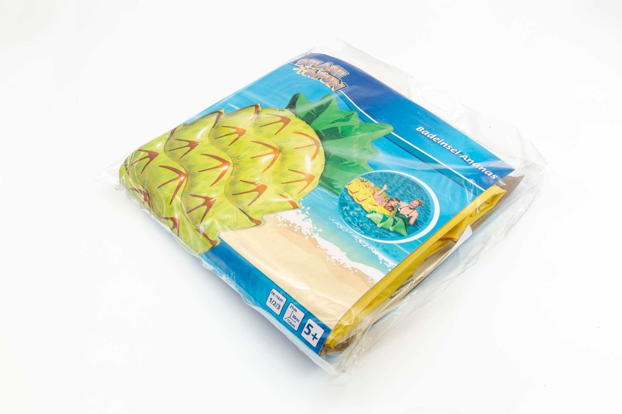 Dušek za kupanje ananas
