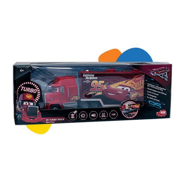 Cars 3 RC Turbo Truck