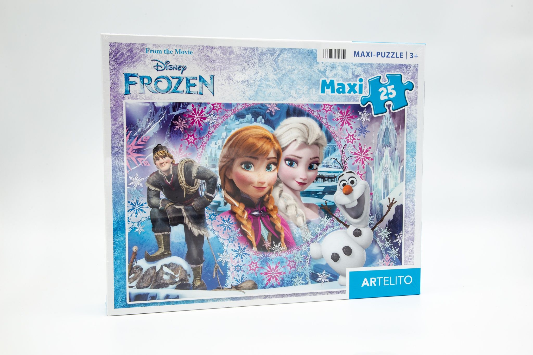 Clementoni Disney Maxi puzzle slagalica od 25 kom.