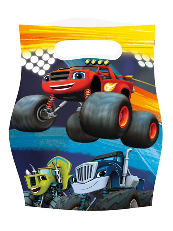 Blaze and Monster Machines party poklon vreće 8 kom.