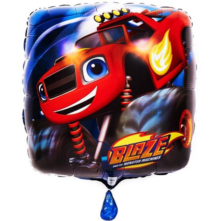 Blaze and the Monster Machines Party folija balon