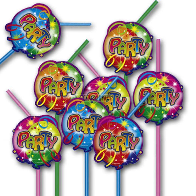 Party slamke Balloon Party 8 kom.