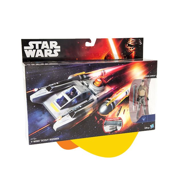 Star Wars Y Wing Scout Bomber
