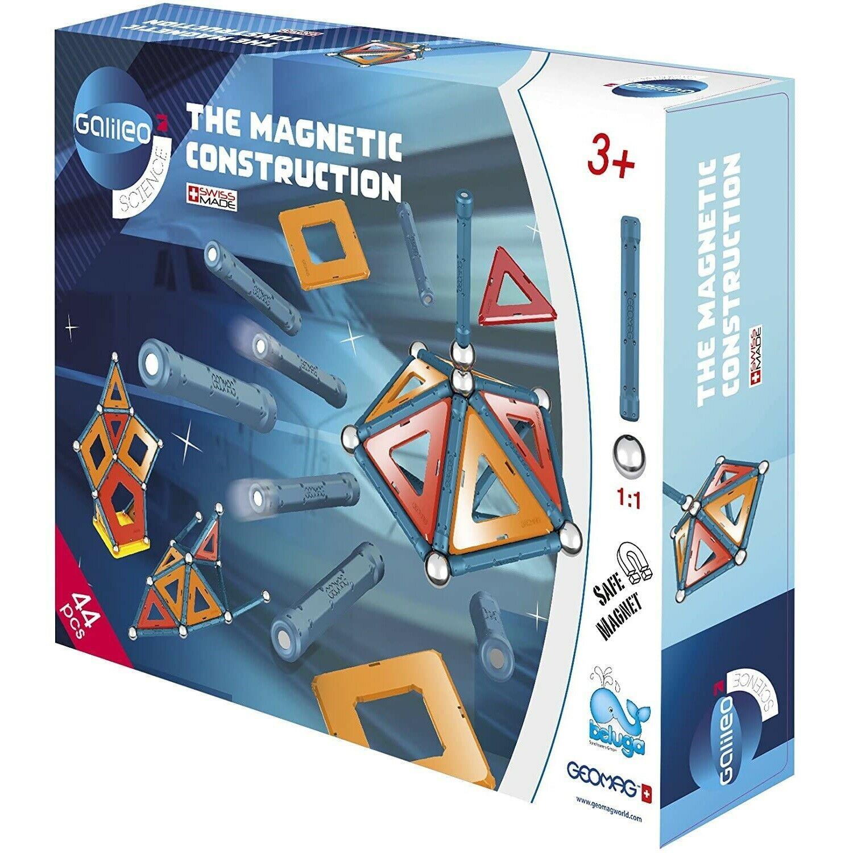 Beluga građevinski set Geomag modularni sistem