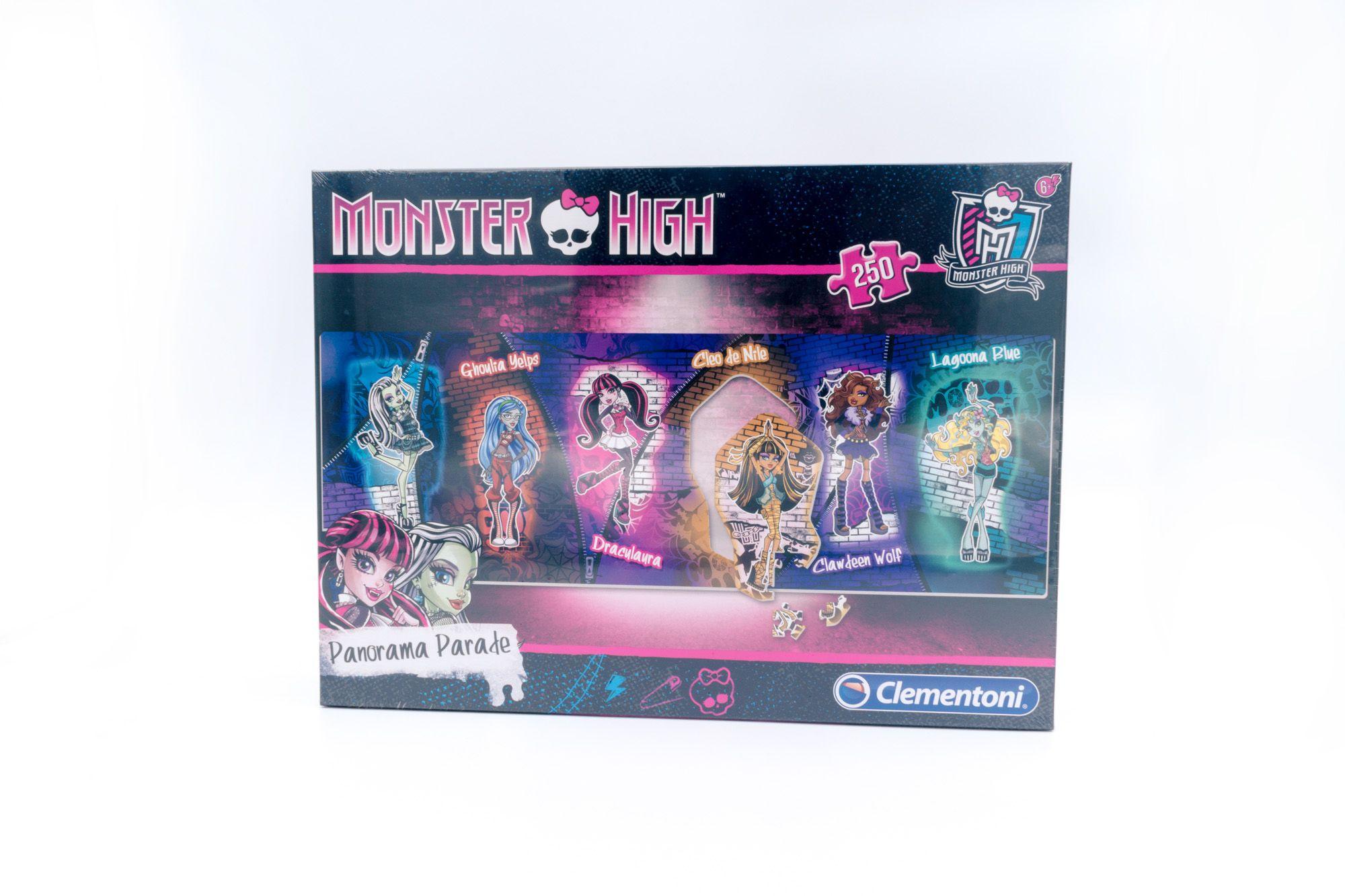 Clementoni puzzle Monster High 250 delova