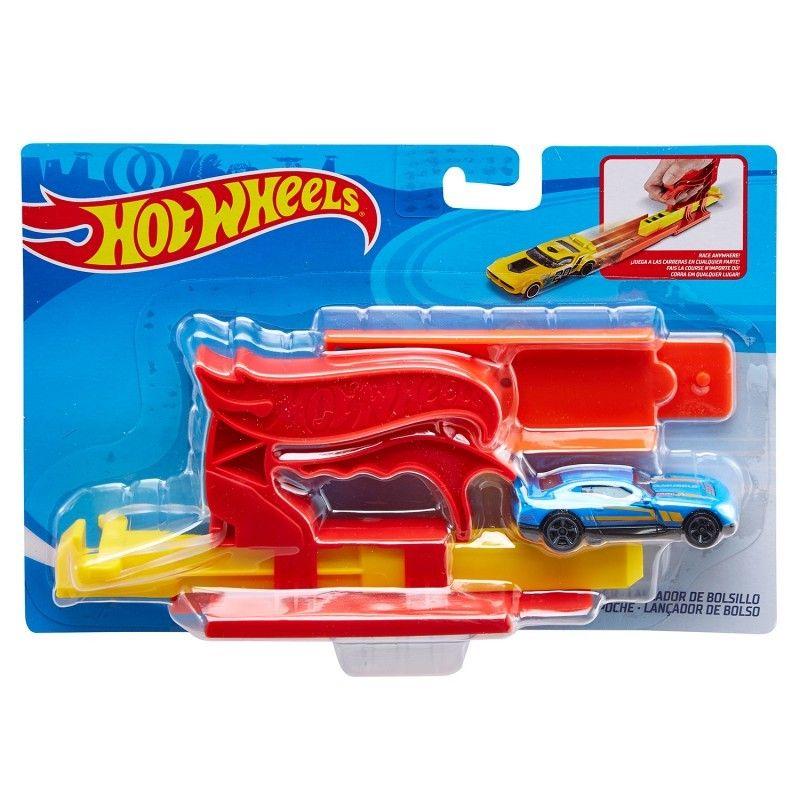 Hot Wheels lanser sportskog automobila crveni