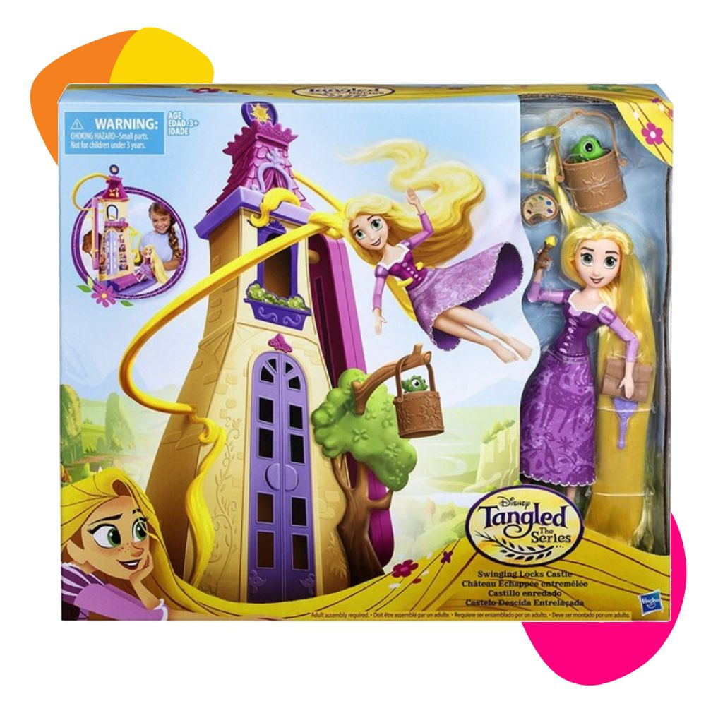 Hasbro Disney Zlatokosa i dvorac sreće