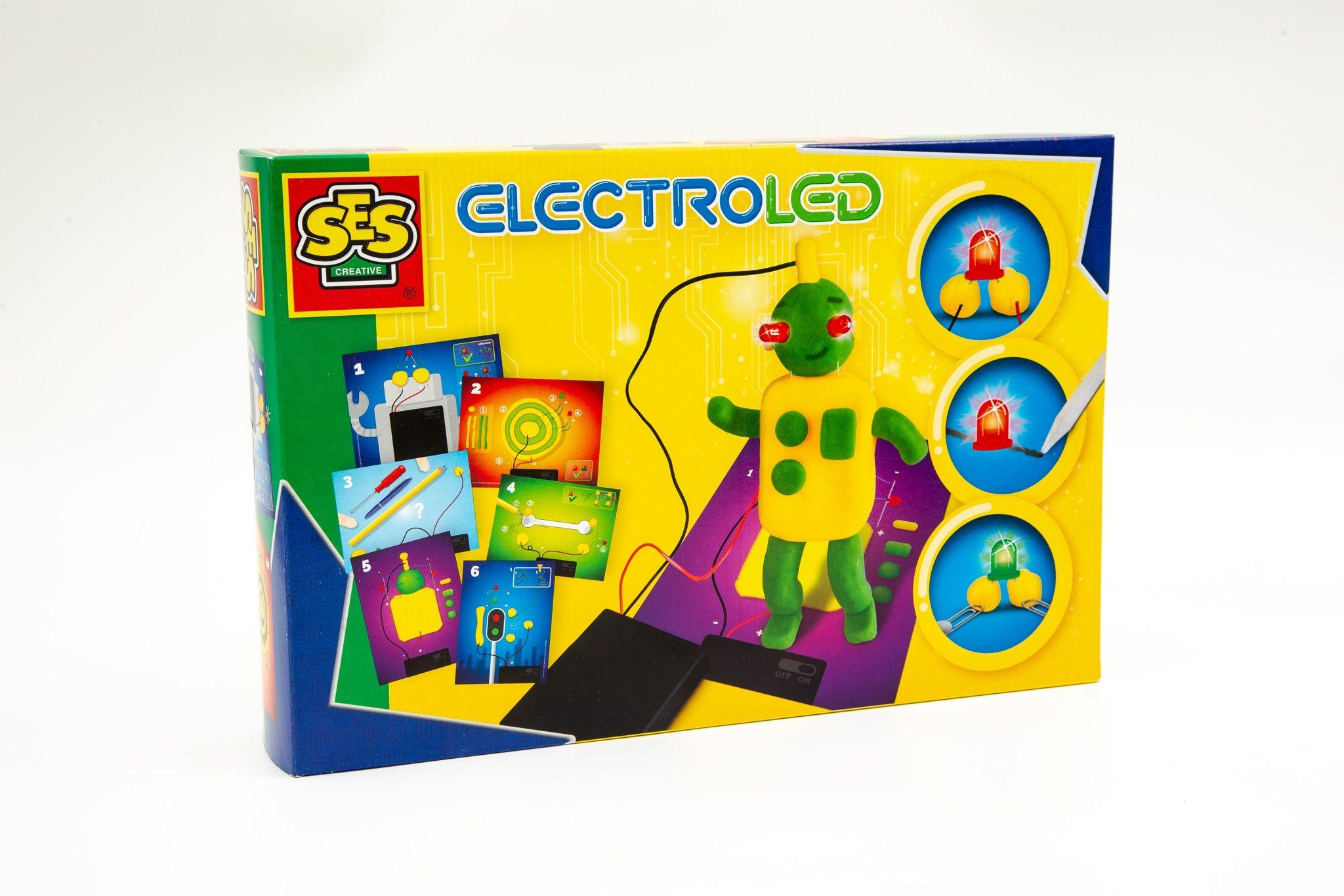 SES set elektro led eksperiment
