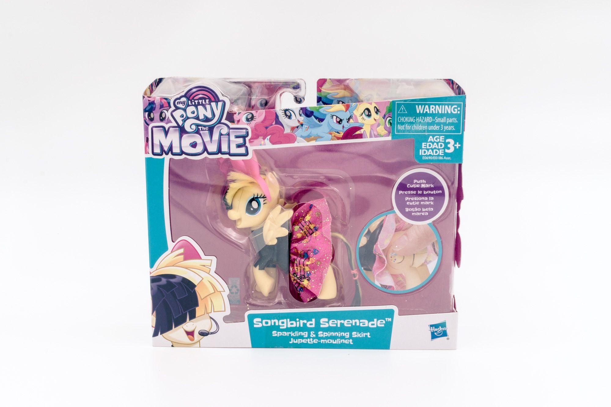 Hasbro My Little Pony Songbird figura serenada