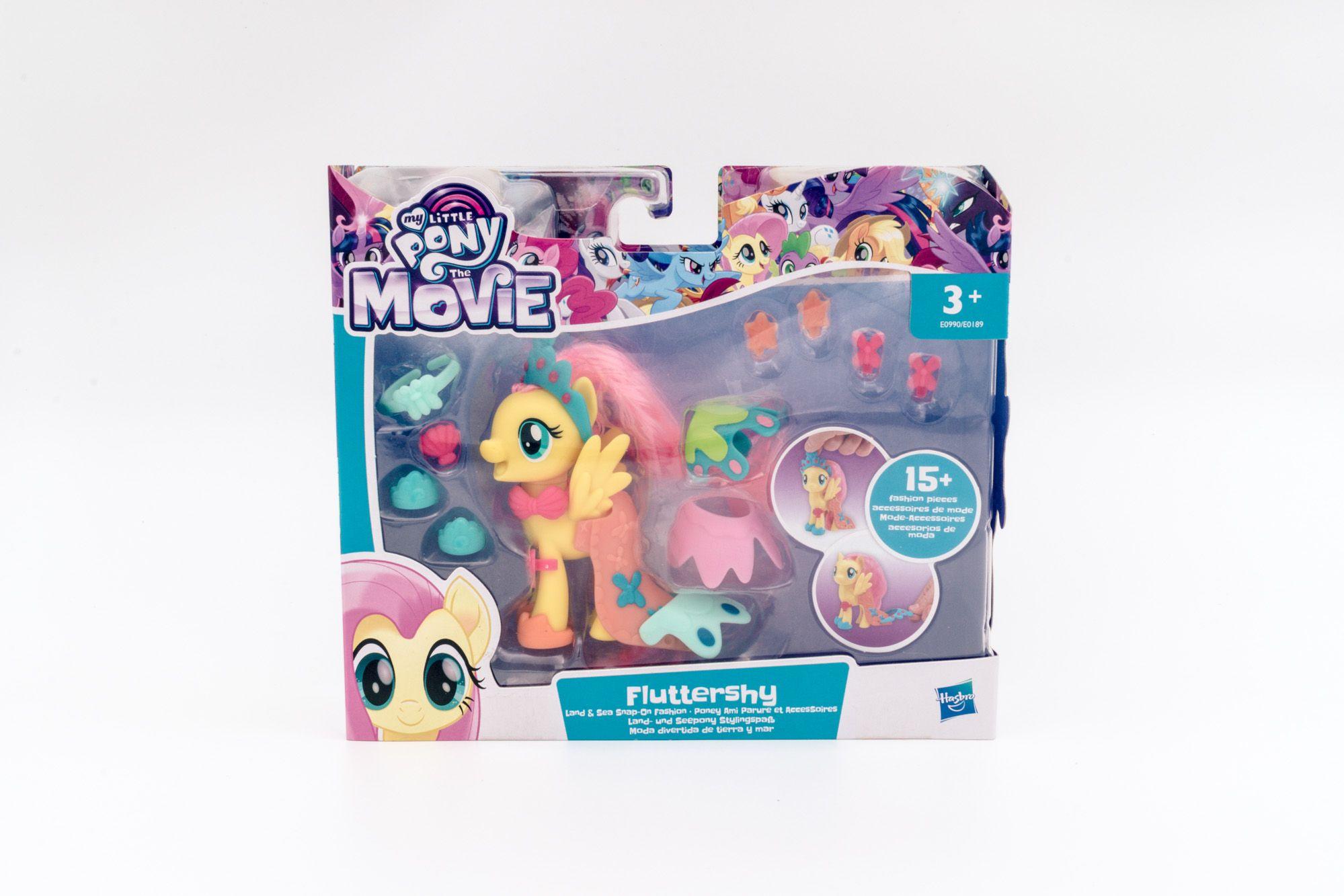 Hasbro My Little Pony Lepršavi morski poni sa dodacima