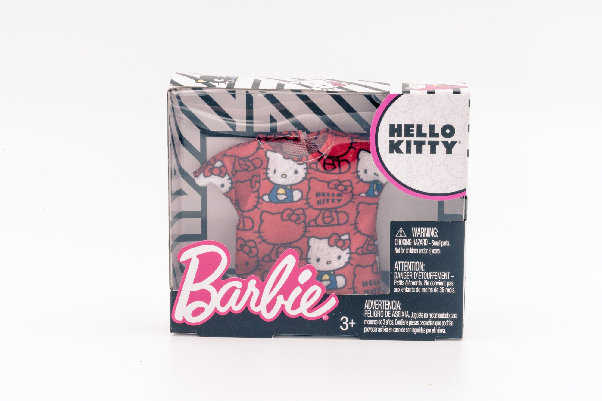 Mattel Barbie modni dodatak Hello Kitty majica