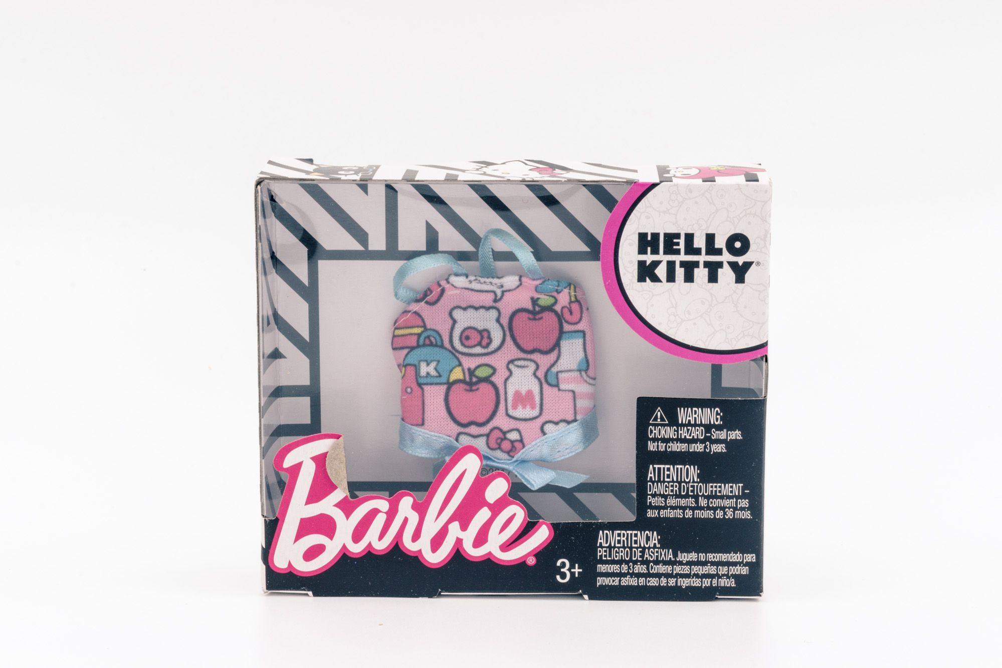 Mattel Barbie Hello Kitty modni dodatak top