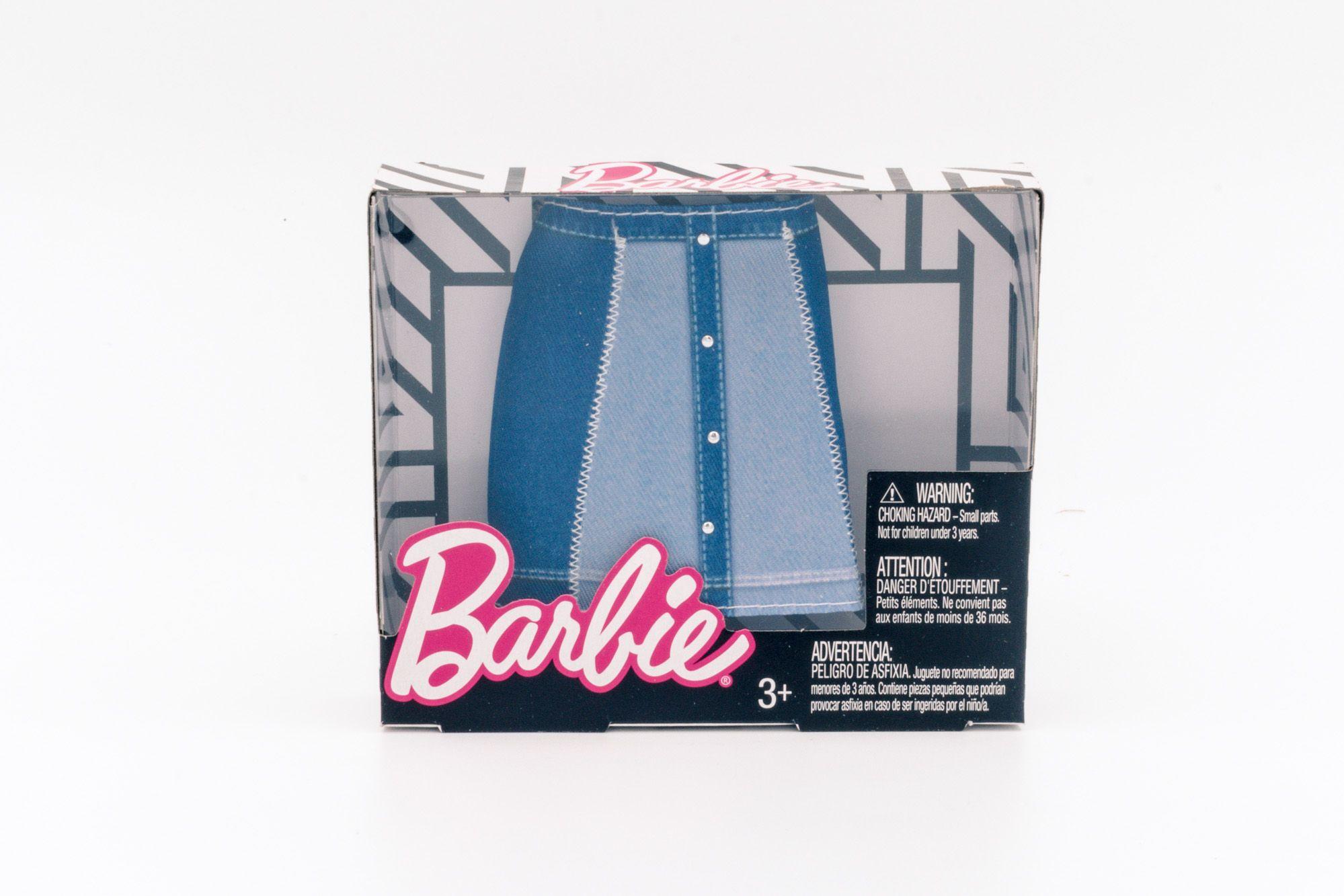 Barbie modni dodatak teksas suknja
