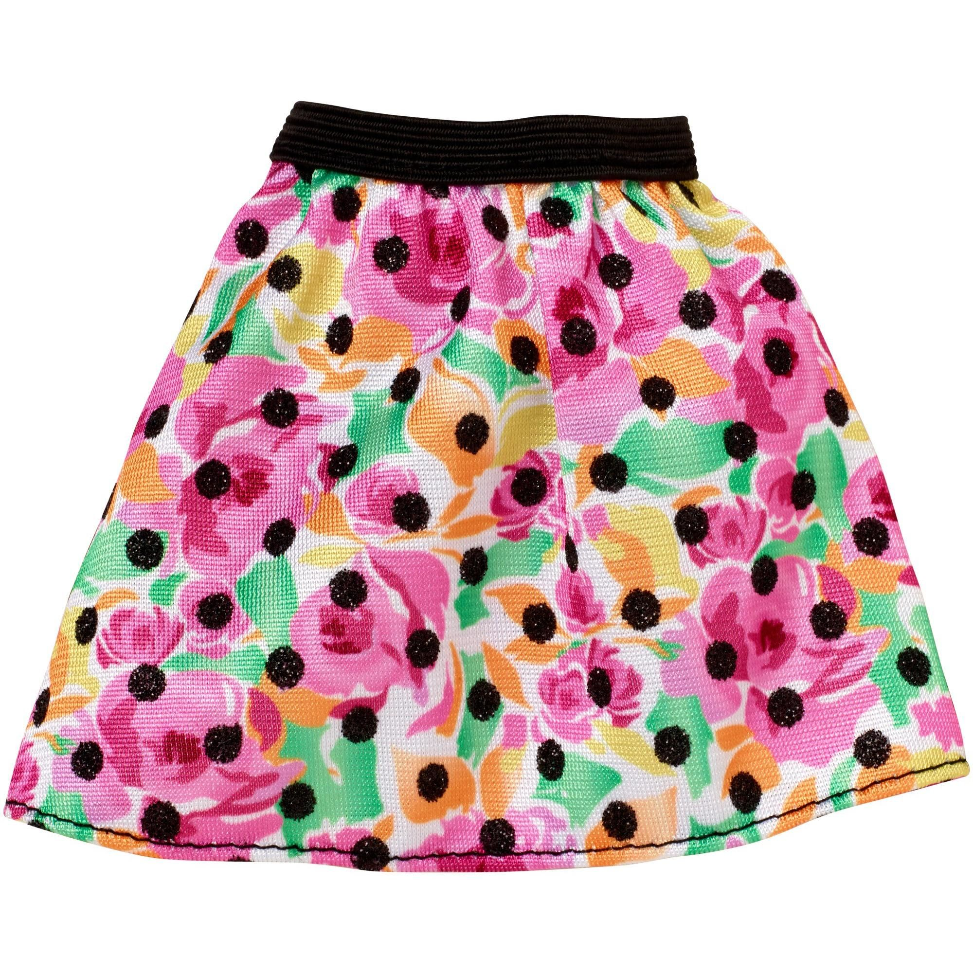 Barbie modni dodatak suknja sa tačkicama