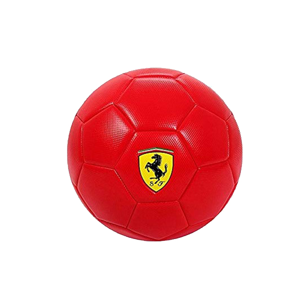 Ferrari lopta crvena