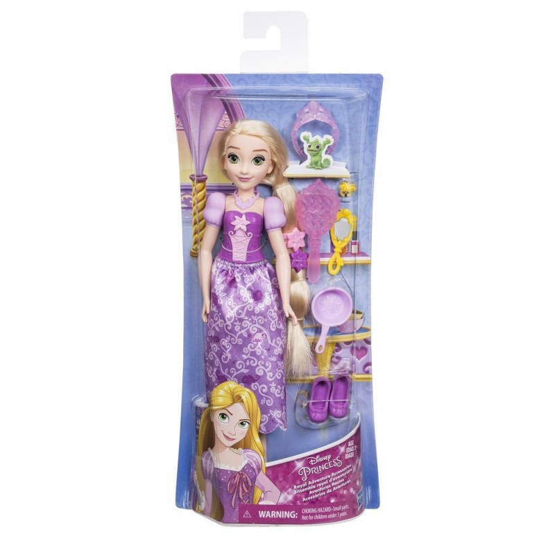 Disney princess Zlatokosa lutka sa dodacima