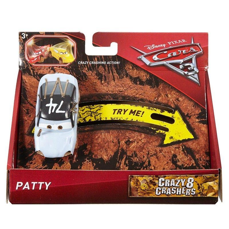 Disney Cars 3 Crazy Crashers Patty