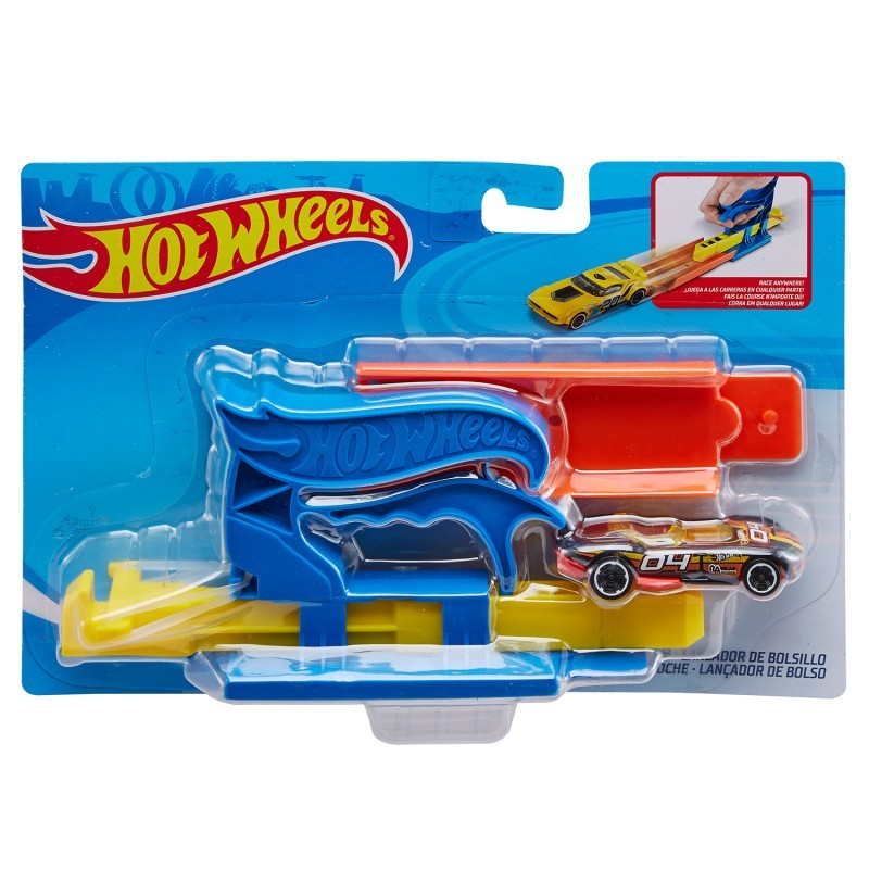 Mattel Hot Wheels lanser sportskog automobila plavi