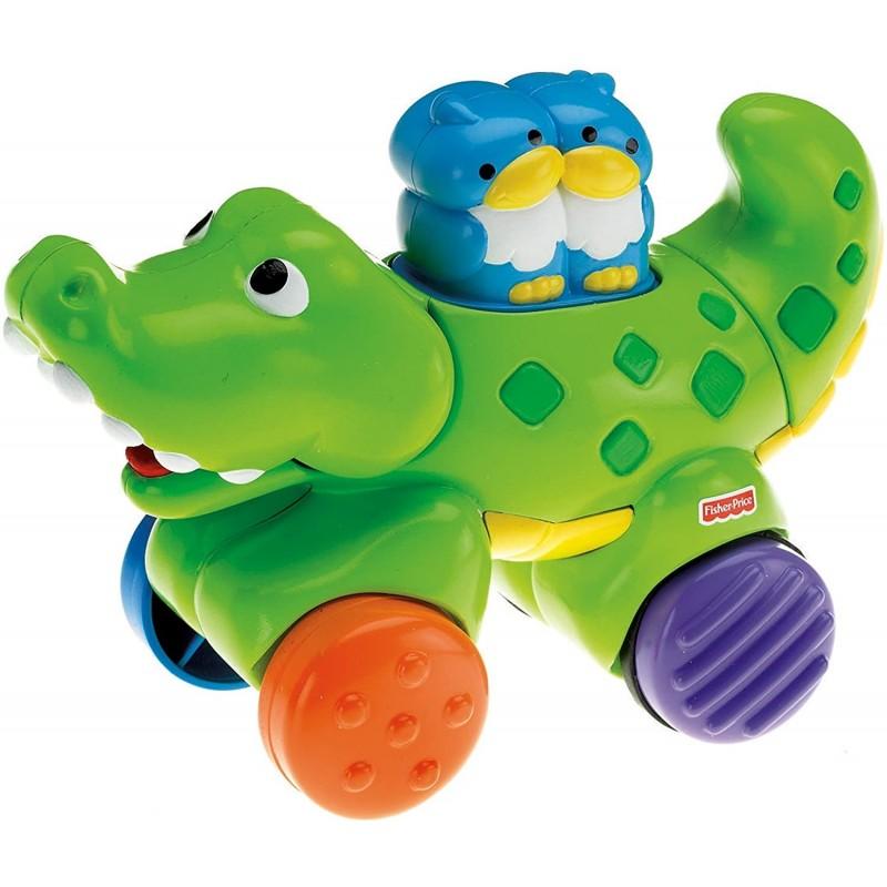 Fisher Price neverovatne životinje krokodil