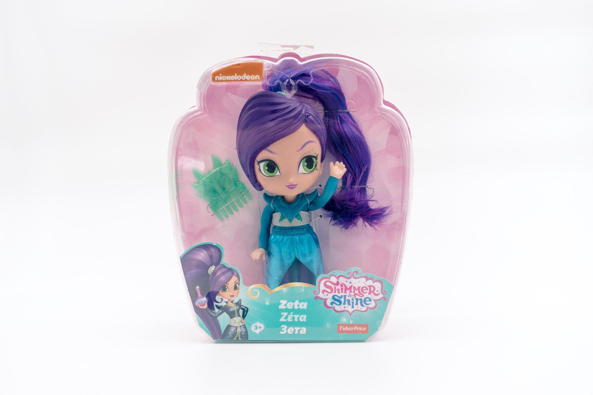 Shimmer & Shine lutka 15 cm Zeta