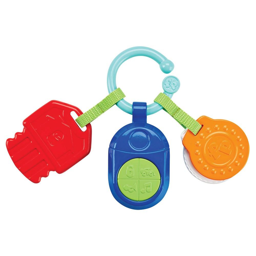Fisher Price pametni ključ sa tri tastera u jarkim bojama