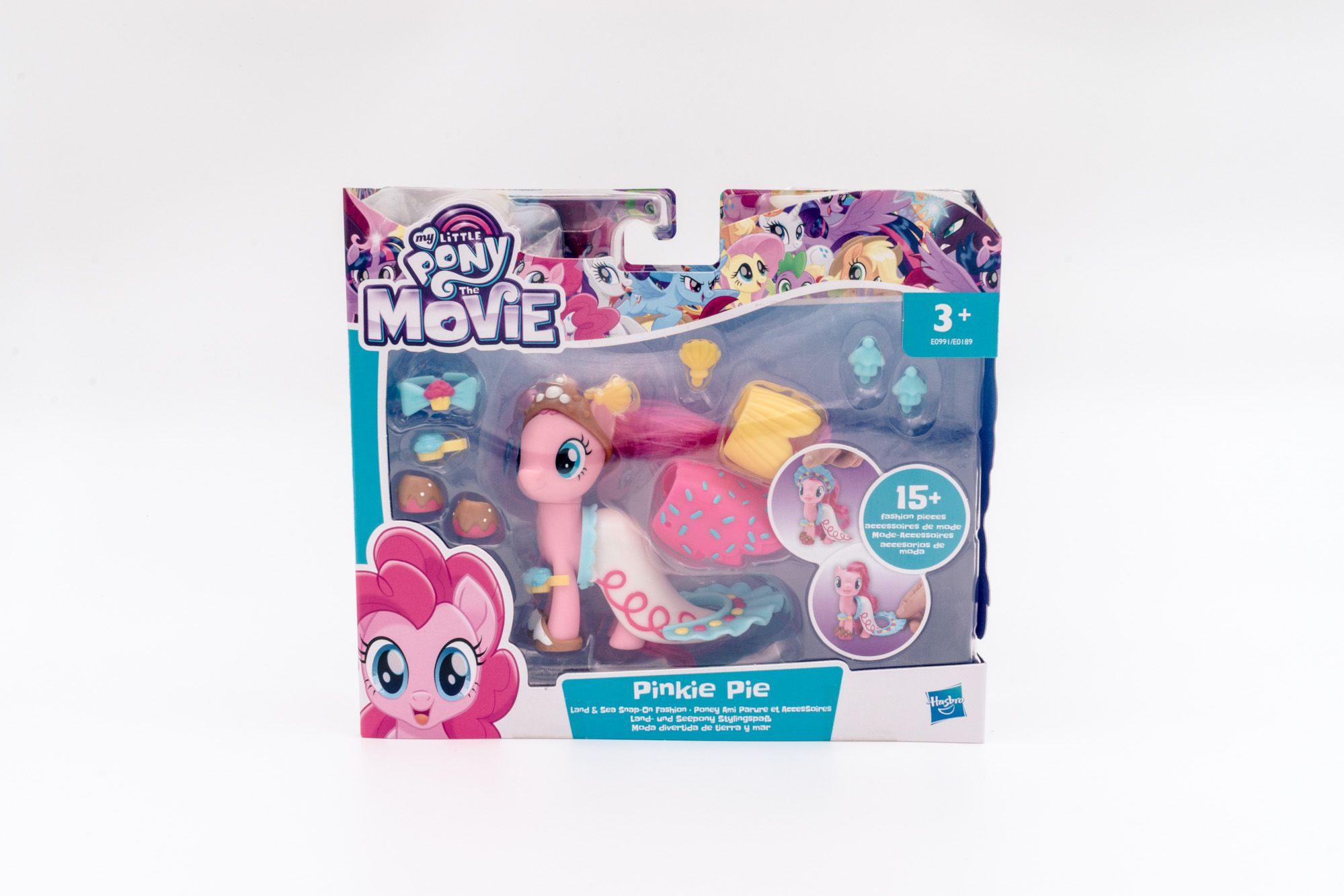 Hasbro My Little Pony Pinkie Pie sa dodacima